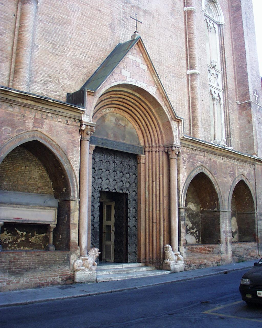 Chiesa di San Giacomo Maggiore - Storia e Memoria di Bologna