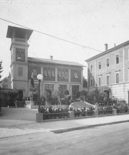 Albergo pedretti storia e memoria di bologna for Hotel a casalecchio di reno