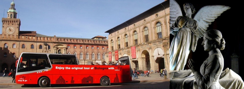 City Red Bus Tour - otto percorsi verso la Certosa