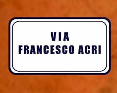 Acri, Francesco