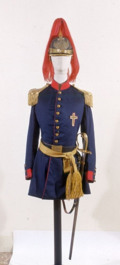 Uniforme della Guardia Civica pontificia