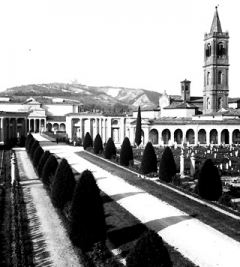 Freud, Bologna and the Certosa cemetery