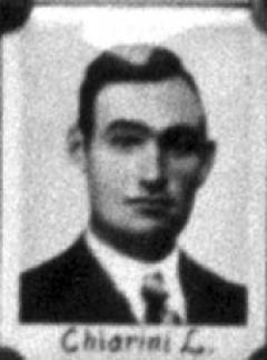 Luigi Chiarini Net Worth