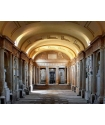 Certosa cemetery - Catacombs hall