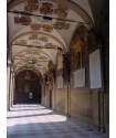 Cortile dell'Archiginnasio